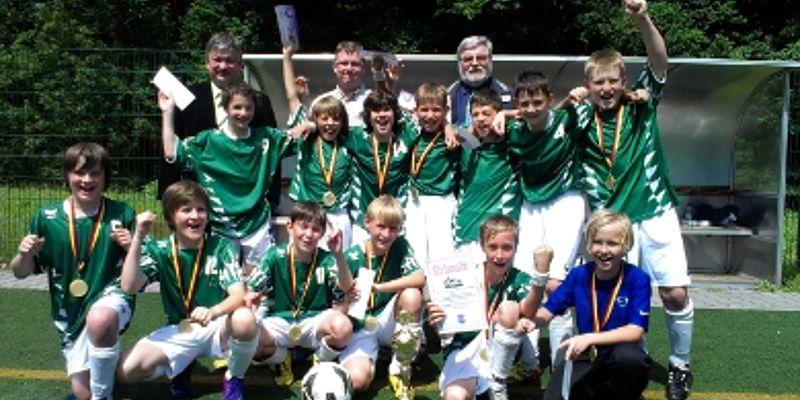 Fußballturnier 2012
