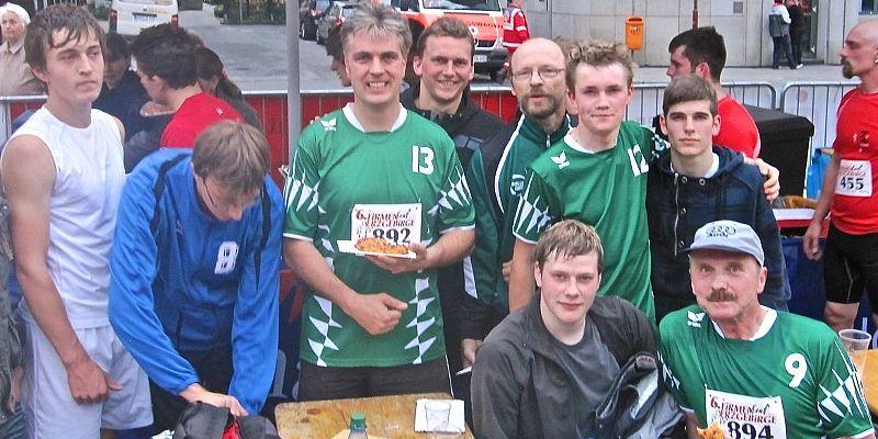 6. Firmenlauf Erzgebirge 2011