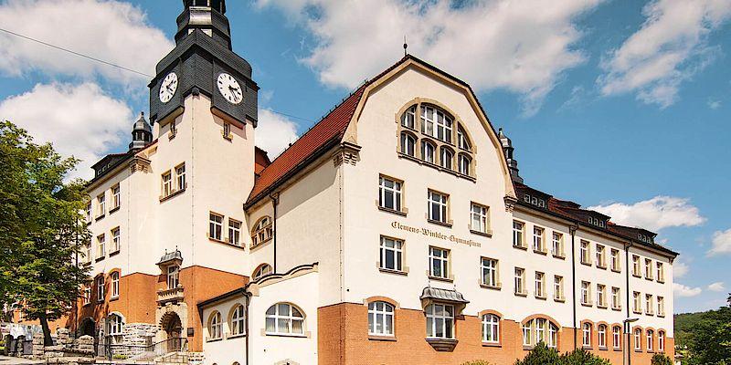Jubiläum - 100 Jahre Gymnasium auf dem Zeller Berg