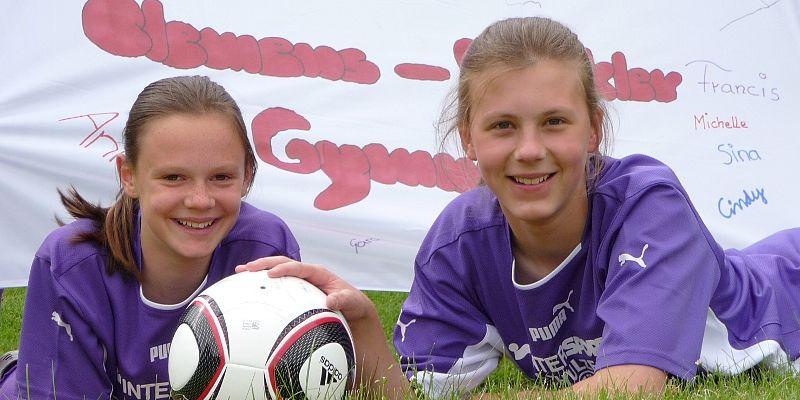 Projekt Sportklasse am Clemens-Winkler-Gymnasium ab dem Schuljahr 2011/12